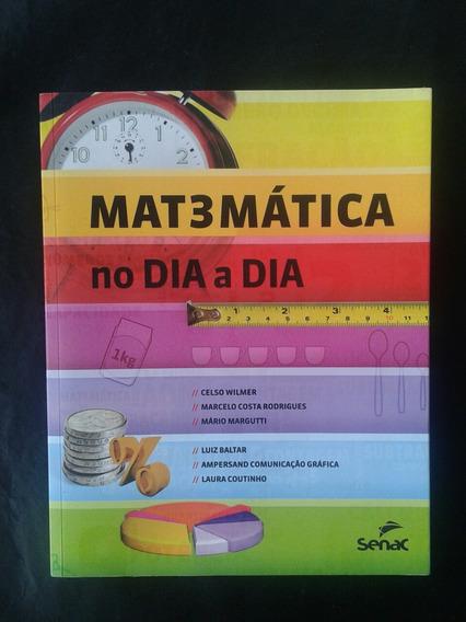 Livro Matemática No Dia A Dia