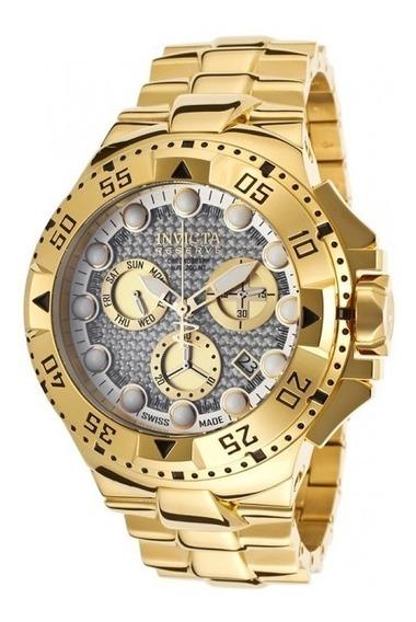 Relógio Invicta Reserve 15983 - Ouro - Original - Novo