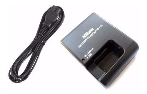Cargador Nikon Mh-25 Nuevo