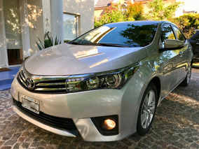 Toyota Corolla Xei 1.8 Linea 2015 - 53.000 Kms Igual A Nuevo