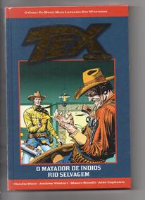 Coleção Hq Tex Gold N 31 O Matador De Índios Rio Selvagem
