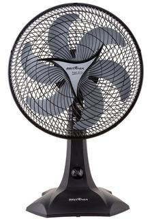 Ventilador Britânia Protect Six 30cm 3 Velocidades Preto