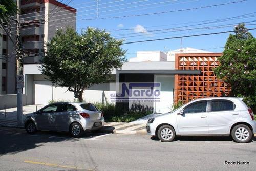 Excelente Casa Comercial Para Locação,  No Centro De Bragança Paulista/sp - Ca1582
