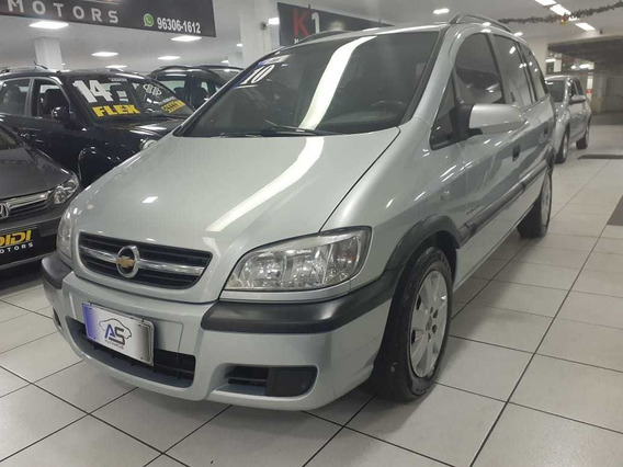 Chevrolet Zafira 2.0 8v Expression Aut. 5p 2010 7 Lugares