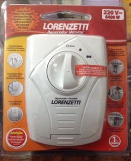Calentador Electrico P/ Agua (baño-cocina-lavadero) 220 V