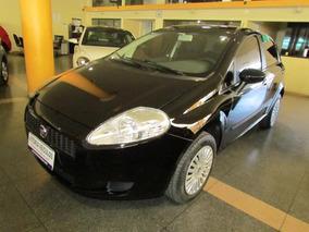 Fiat Punto 1.4 Attractive Flex 5p 2012 Preto Completo