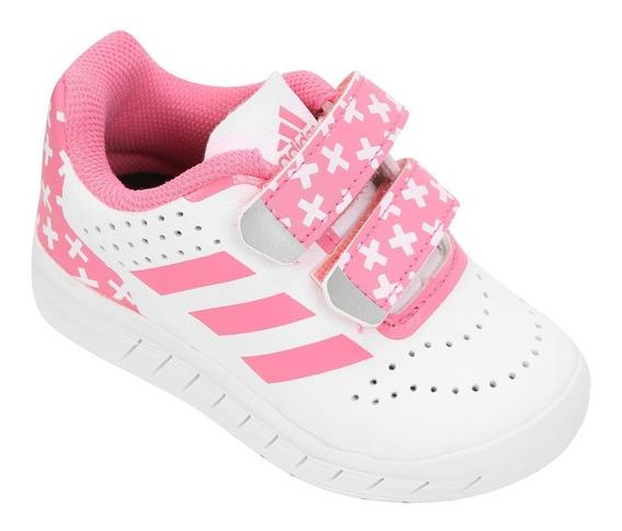 Tênis adidas Quicksport Infantil Velcro- Ref. 68412 Promoção