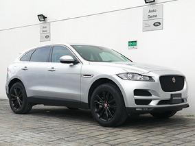 Jaguar F-pace 3.0 Prestige At 2017