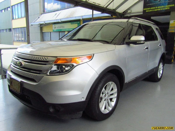 Ford Explorer Limited 4x4 Full Equipo