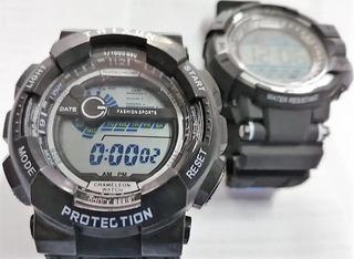 Reloj Deportivo - Hombres / Mujer Sumergible Digital