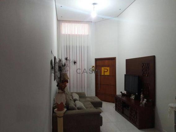 Casa À Venda, 83 M² Por R$ 360.000 - Jardim Terramérica Iii - Americana/sp - Ca0382