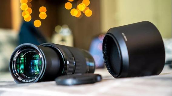Lente Sony 55mm - 210mm F. 4.5 - 6.3 Oss