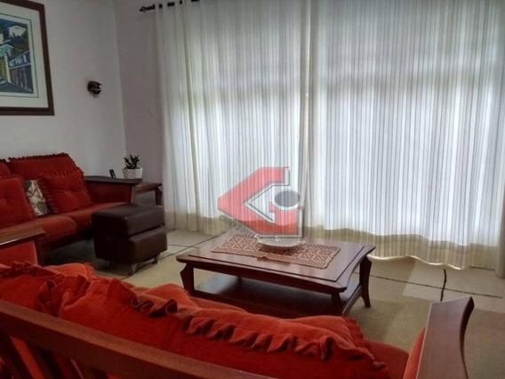 Casa Com 3 Dormitórios À Venda, 190 M² Por R$ 750.000,00 - Jardim Do Mar - São Bernardo Do Campo/sp - Ca0455