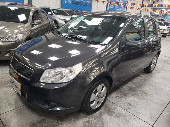 Chevrolet Aveo Emotion Gt Fe 1.6 Aut 5p 2014 Hkp373