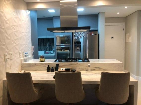 Apartamento No Gran Cypriani Mobiliado - Ipiranga - São Paulo/sp - Ap0291 - 67722349