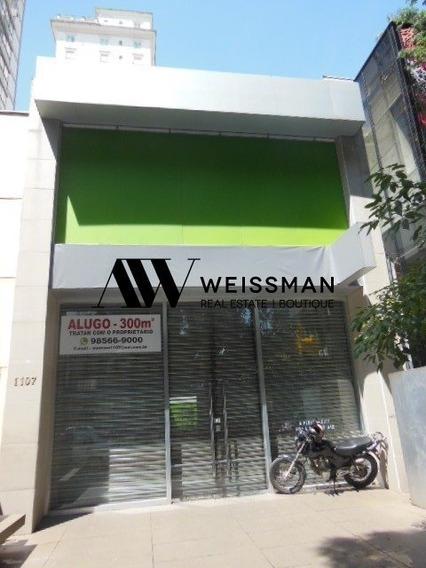 Casa Comercial - Cerqueira Cesar - Ref: 507 - L-507