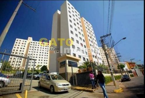Apartamento Para Venda Em São Paulo, Jardim Santo Elias, 2 Dormitórios, 1 Banheiro, 1 Vaga - 20958_1-1757394