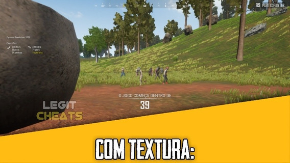 Hack Pubg Lite - Lifetime (indetectável!) 26/08/2019