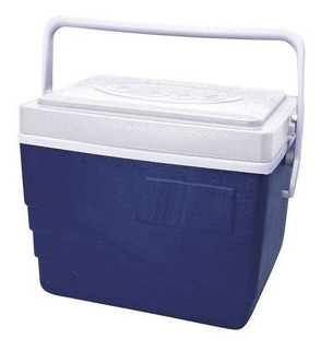 Caixa Térmica Obba 15 Litros Azul