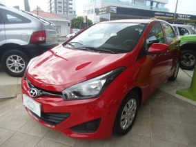 Hyundai Hb20 1.0 Comfort Style Flex 5p Vermelho 2014
