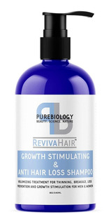 Shampoo Estimulante Crecimiento Cabello Purebiology Unisex
