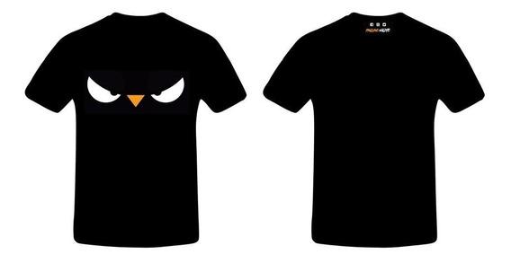Camiseta Pinguino Maldito Y Llevate Un Llavero Gratis !!!