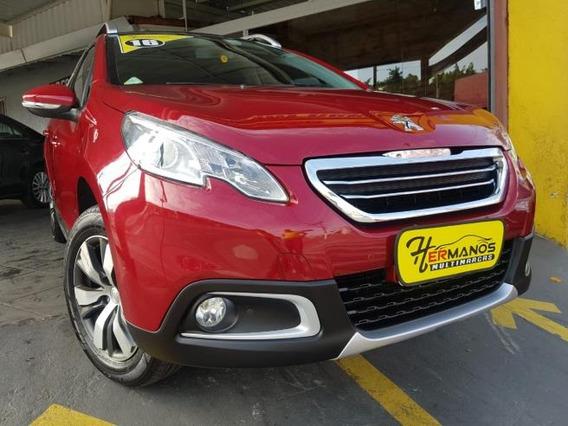 Ano 2016 Peugeot 2008 1.6 Automatico Completo