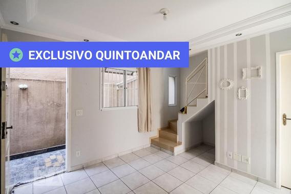 Casa Em Condomínio Com 2 Dormitórios E 2 Garagens - Id: 892970459 - 270459