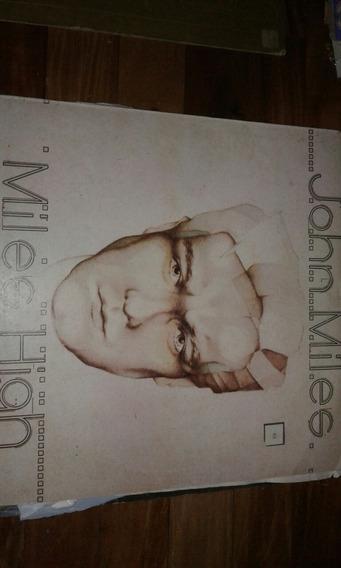 Disco Vinilo John Miles Miles High