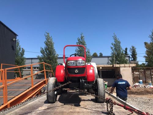 Tractor Hanomag 300 Parquero
