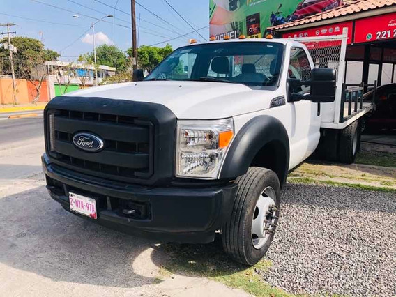 Ford F-450 6.7l Ktp Diesel At 2015