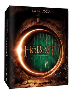 Dvd - The Hobbit Trilogy - 3 Discos