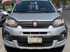 Fiat Uno 1.4 Way Mt 2017