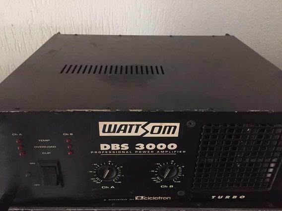 Potência Ciclotron Dbs 3000
