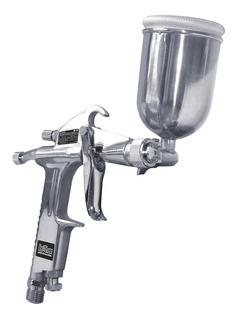 Pistola De Pintar Retoque Bta Air 200cc Metal Verashop