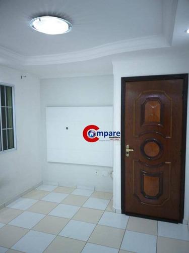 Apartamento Para Alugar, 45 M² Por R$ 1.000,00/mês - Vila Nova Bonsucesso - Guarulhos/sp - Ap9705