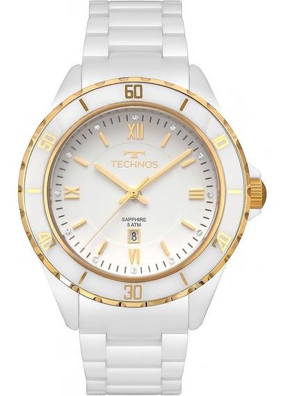 Relógio Feminino Technos 2015cap/4b Ceramic