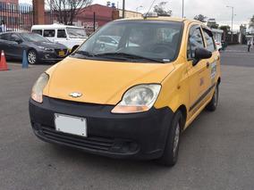 Taxi Chevrolet Spark 2010