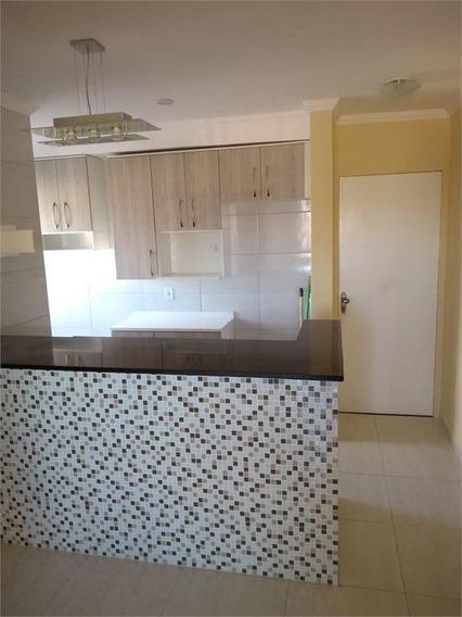 Apartamento Para Locação Na Chácaras Caxingui, Embu Das Artes. - 273-im394549