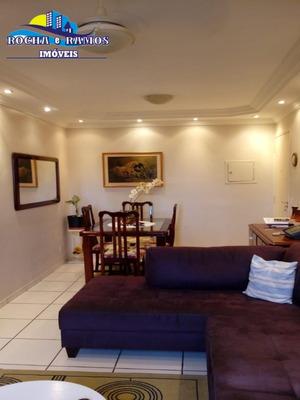 Apartamento A Venda Parque Das Camélias Campinas Sp. Apartamento 2 Quartos Sendo 1 Com Armário, Sala 2 Ambientes, Cozinha Planejada, Banheiro. - Ap01102 - 33714742