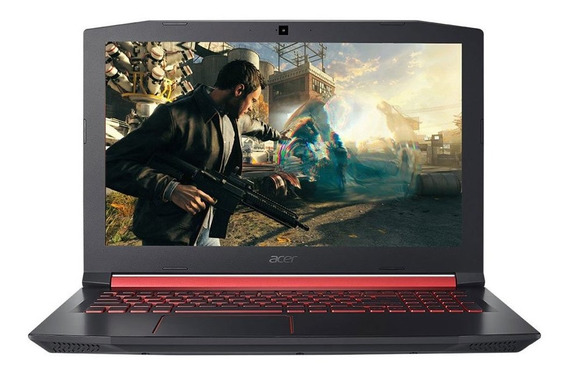 Notebook Gamer Acer Intel Core I7-7700hq 16gb 1tb Placa Gtx