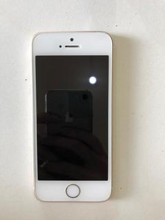 iPhone Se 16gb Dourado - Usado