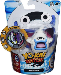 Figura Yokai Watch - Whisper C/ Medalla