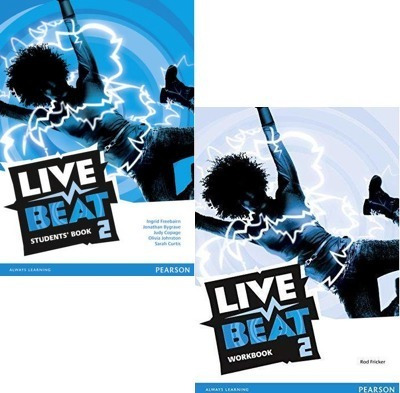 Live Beat 2 - Student´s Book And Workbook - Pearson