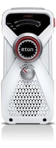 Eton Frx1 Handcrank Radio Y Linterna Blanco