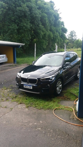 Bmw X1 2.0 Sdrive20i X-line Active Flex 5p 2018