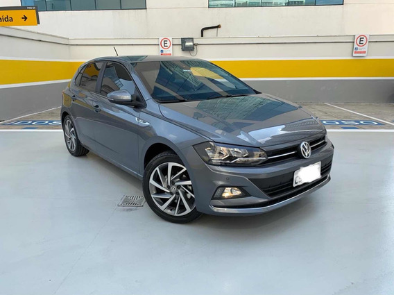 Vw Polo 1.0 Tsi Highline - 2019 - 3.000km - Blindado Iii-a