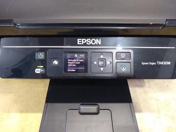 Impressora Epson Stylus Tx430w ---- Ver Descriçao !!!! Bulk
