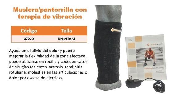 Muslera / Pantorrillera Con Vibración Terapia