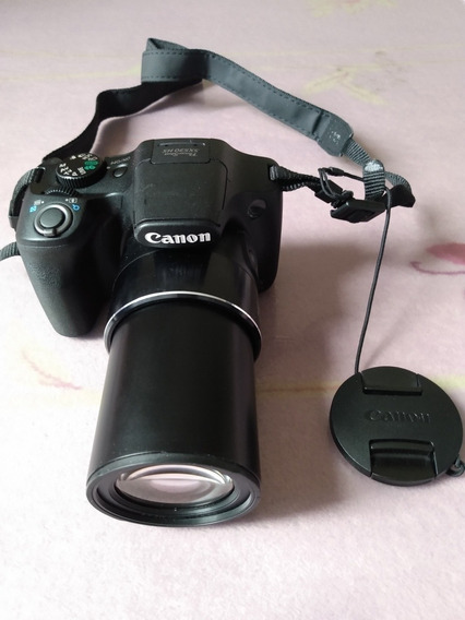 Câmera Canon Sx520 Wifi